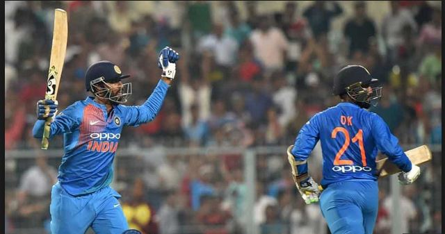 India registered a well fought victory in Kolkata | HT