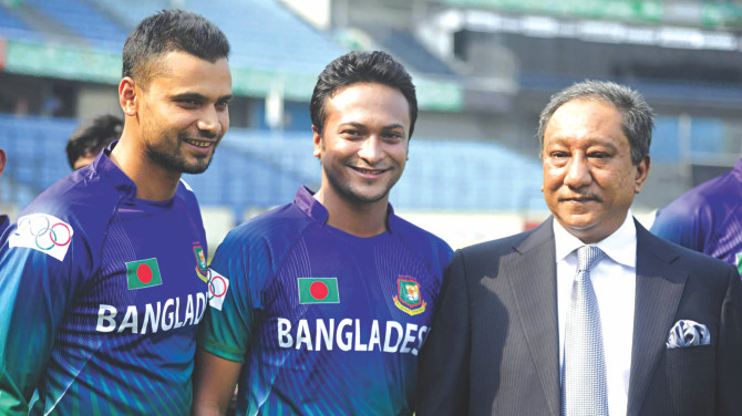 BCB President not in agreement with Shakib Al Hasan missing the Asia Cup