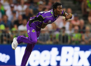 Watch: Jofra Archer plucks a stunner on his follow through to dismiss Ben Cutting