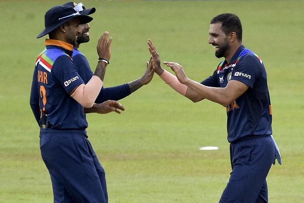 Deepak Chahar picked 2 wickets as well | Getty