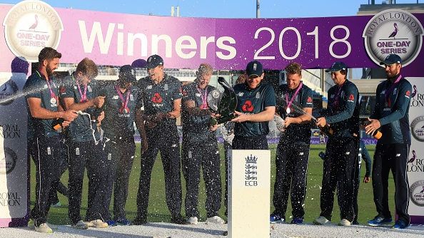 ENG v IND 2018: Twitter reacts as England beat India at Headingley to complete 2-1 ODI series win