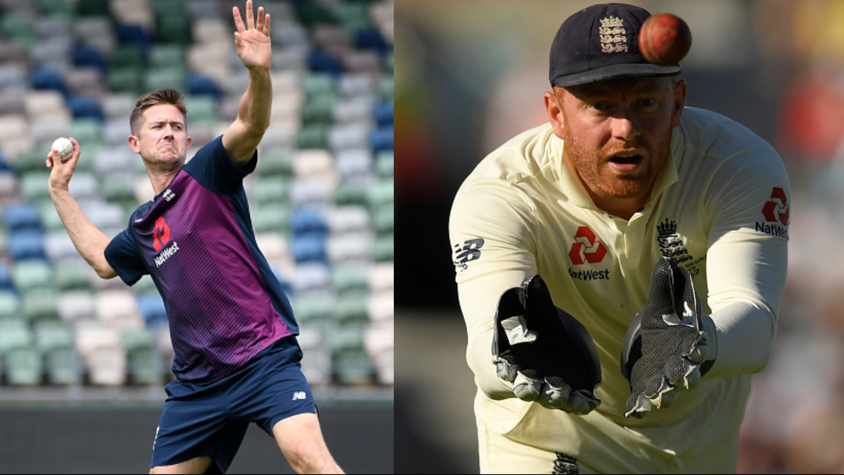 NZ v ENG 2019: Jonny Bairstow gets England Test recall as cover for injured Joe Denly