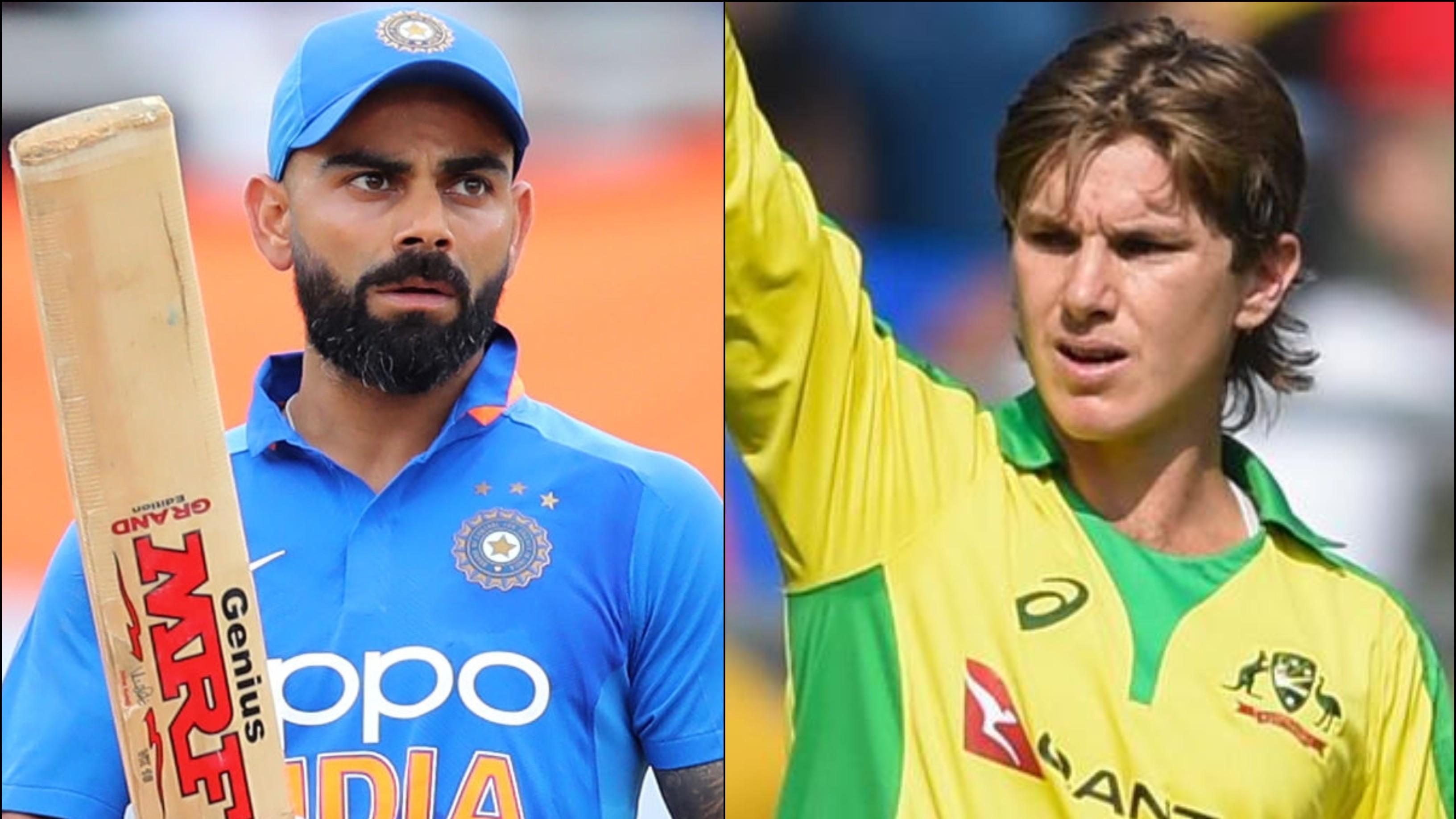 IND v AUS 2020: विराट कोहली का विकेट लेने के बाद विशेष गेंदबाजों की सूची में शामिल हुए एडम जम्पा