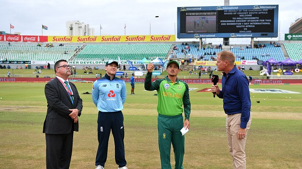 SA v ENG 2020: South African sports ministry gives go-ahead signal to England series