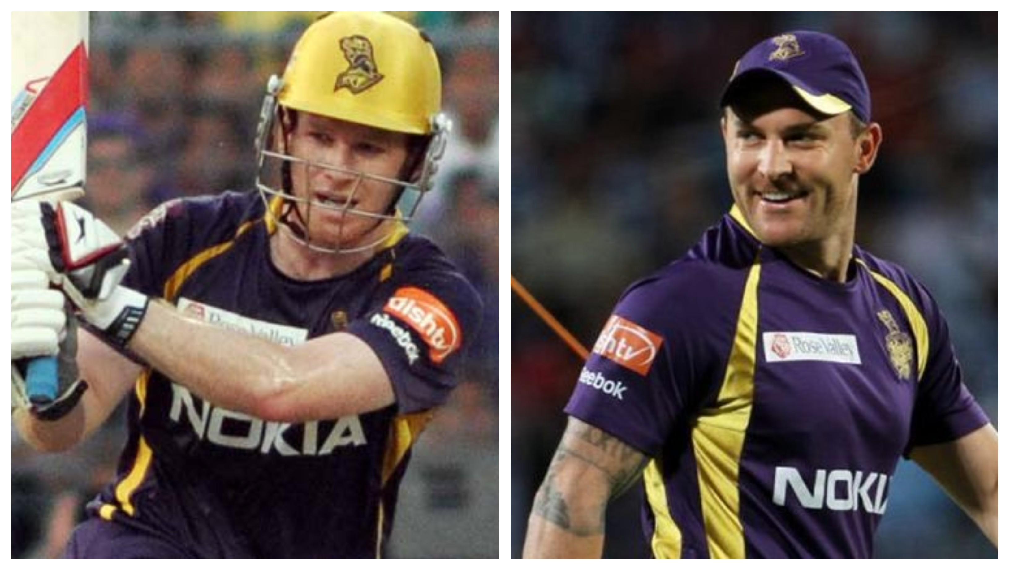 IPL 2020: McCullum happy to have Morgan bolster KKR's batting line-up