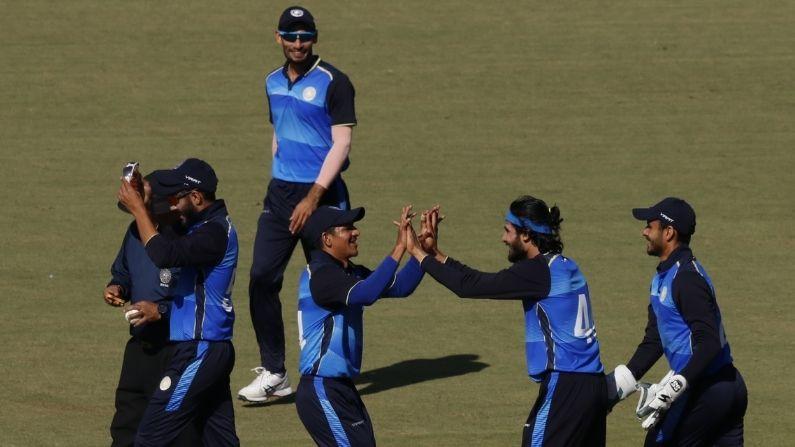 Saurashtra cricket Team | Twitter