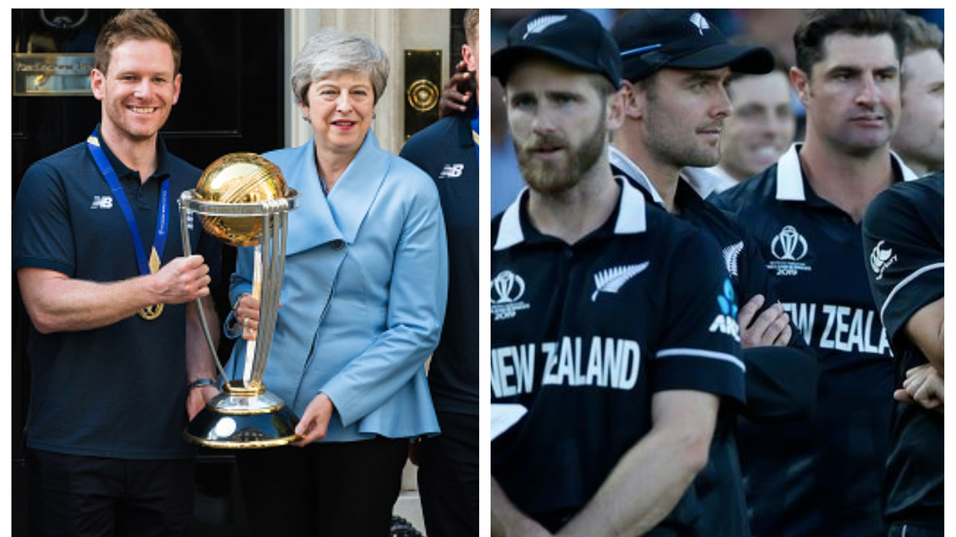 CWC 2019: England, New Zealand Prime Ministers laud national teams' World Cup showing