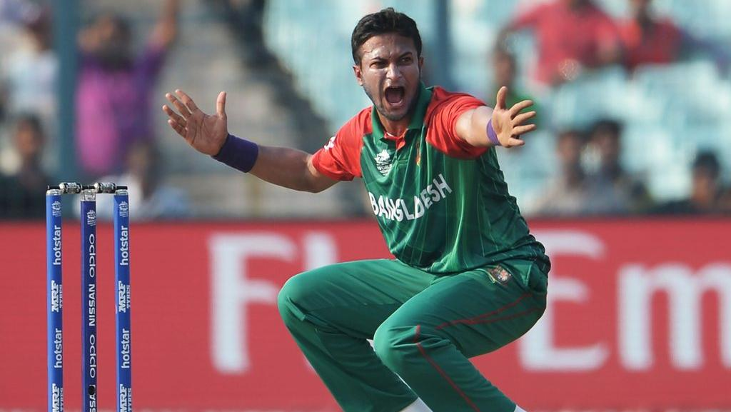 Shakib Al Hasan will play in the Asia Cup 2018 | Getty