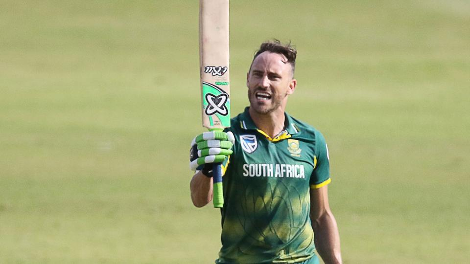 SA v IND 2018: Faf du Plessis to miss the remaining India series owing to finger injury
