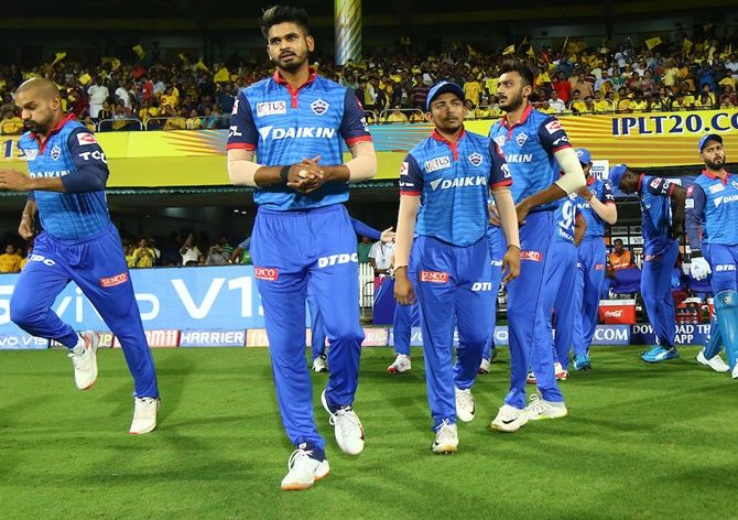 Delhi Capitals will be captained by Shreyas Iyer | Twitter