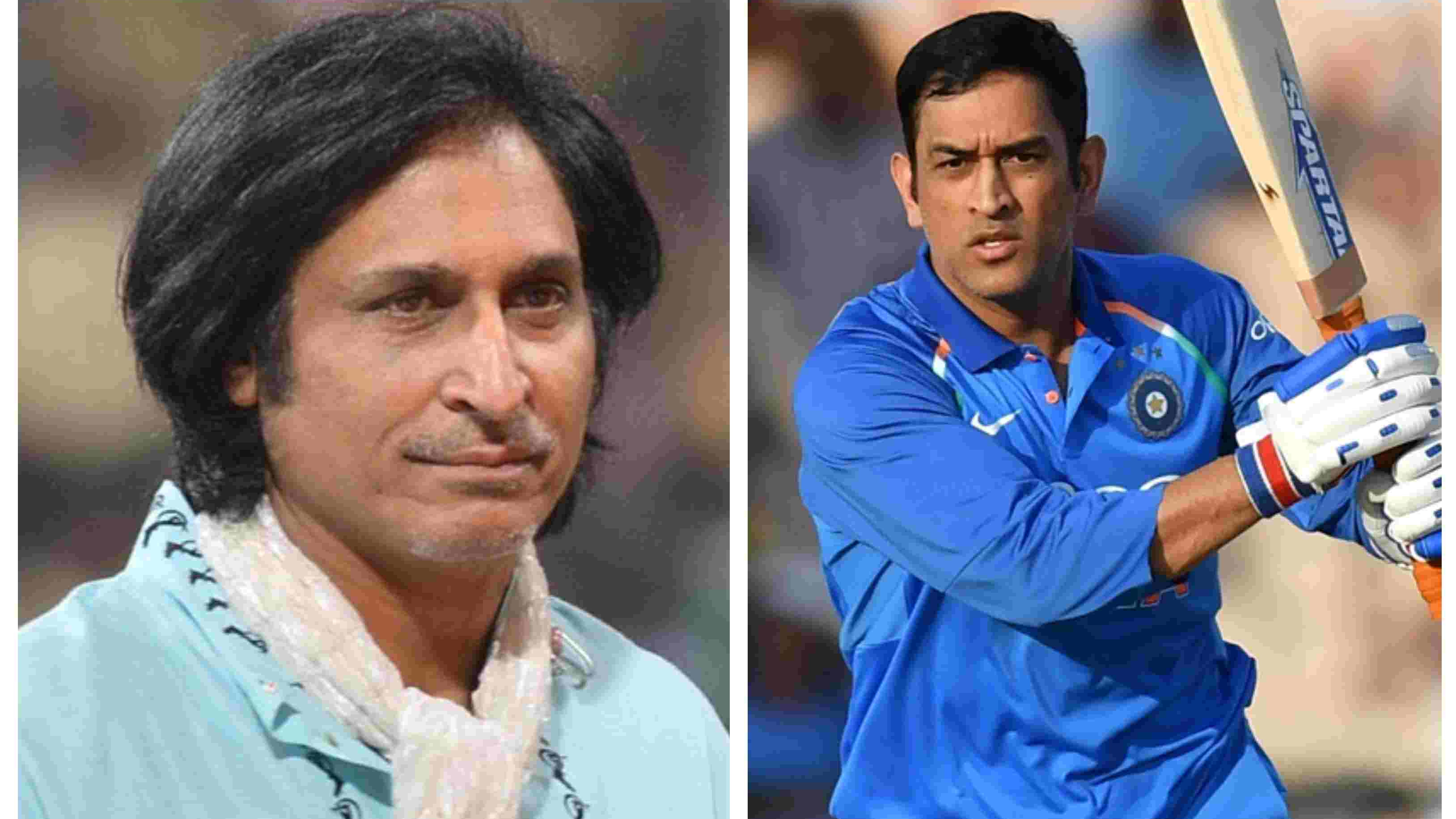 WATCH – Ramiz Raja shares his opinion on MS Dhoni's cricket future