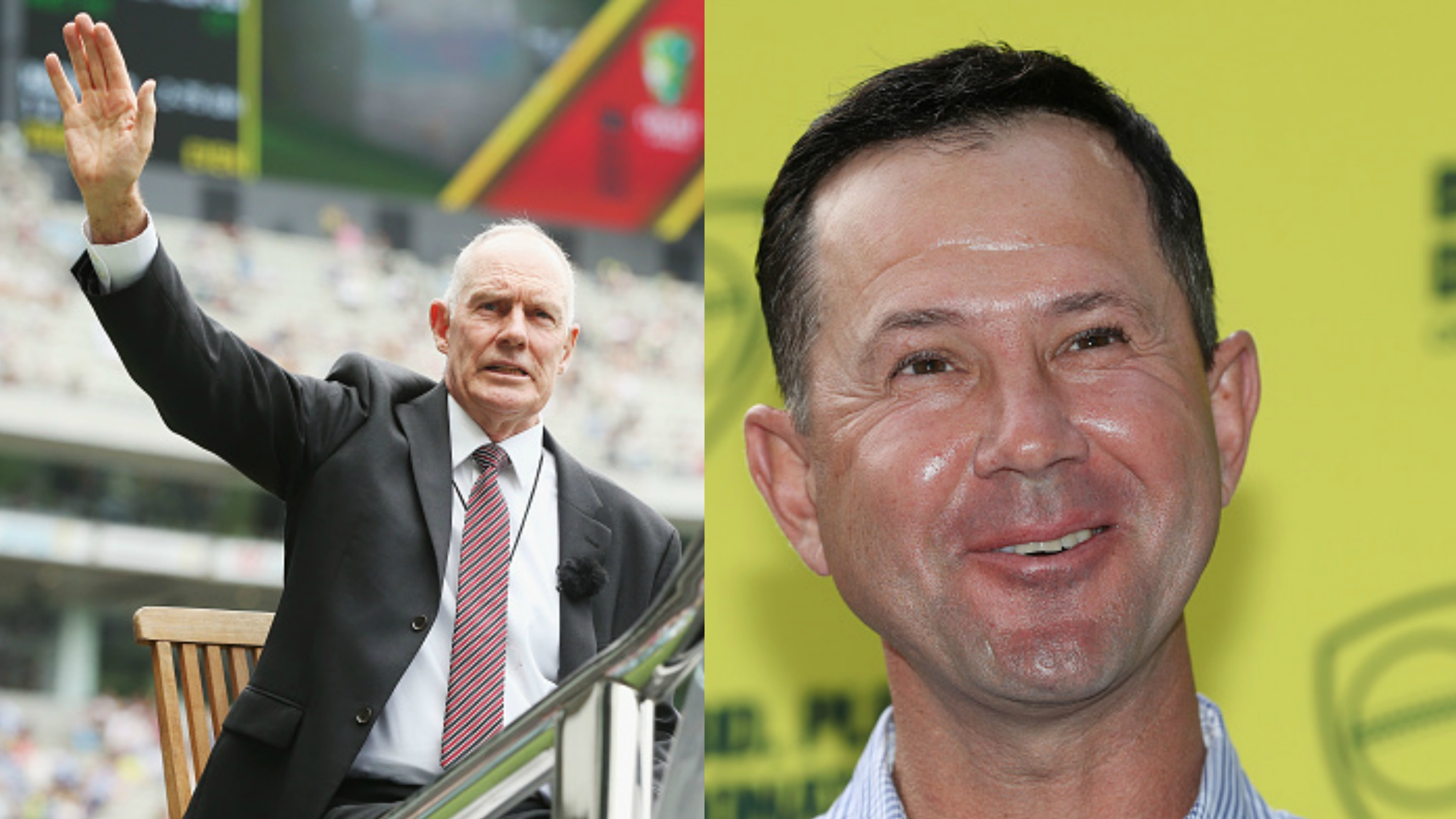 Greg Chappell picks Ricky Ponting as the best Australian batsman ever