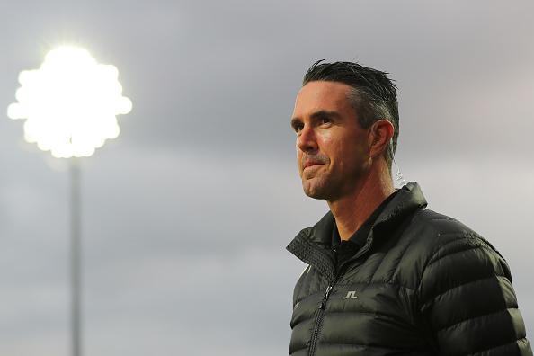 Kevin Pietersen   Getty