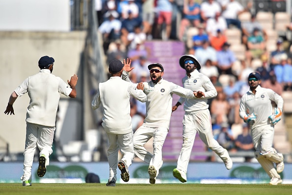 Team India lost the Test series to England on Sunday | Getty Images