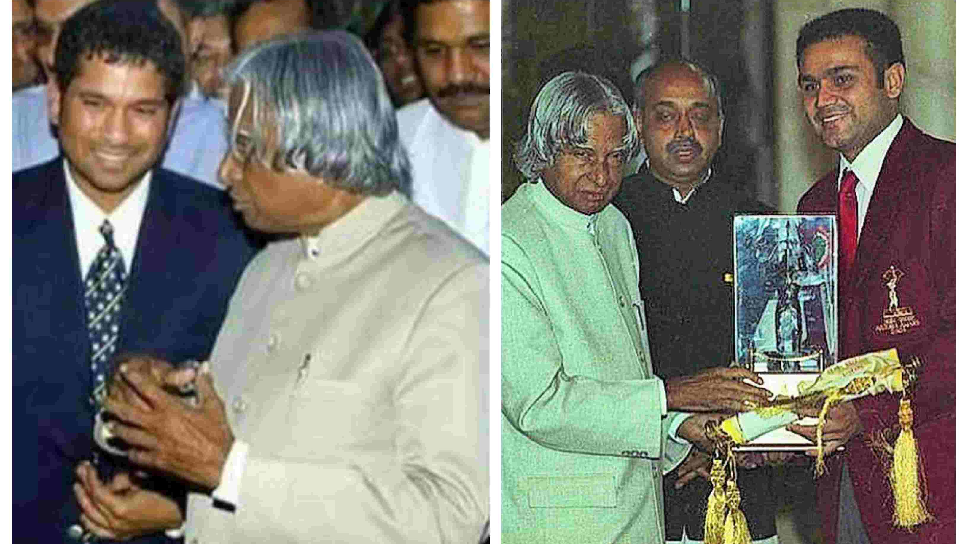 Indian cricket fraternity pays tribute to former President APJ Abdul Kalam on his 87th birth anniversary