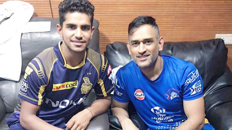 IPL 2018: Shivam Mavi expresses his gratitude towards MS Dhoni after a healthy interaction
