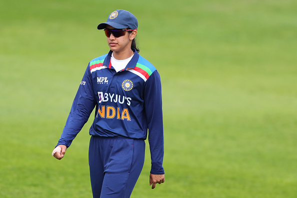 Smriti Mandhana started playing at the age of 9   Getty Images