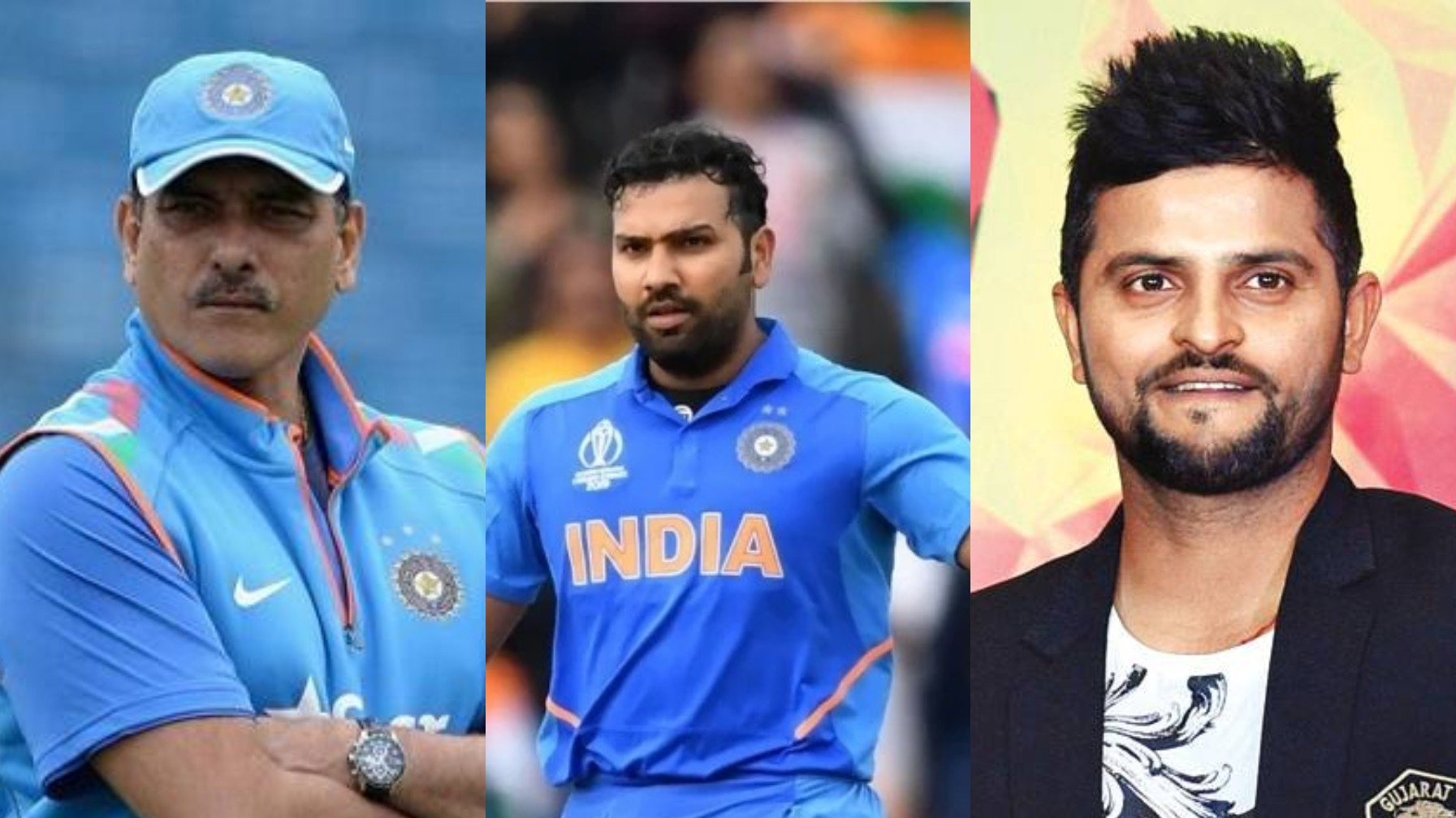 Indian cricket fraternity wishes Rohit Sharma as he celebrates his 33rd birthday