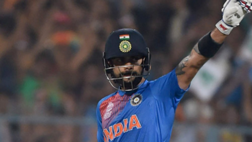 Surrey confirms that Virat Kohli will miss the first T20I against Ireland