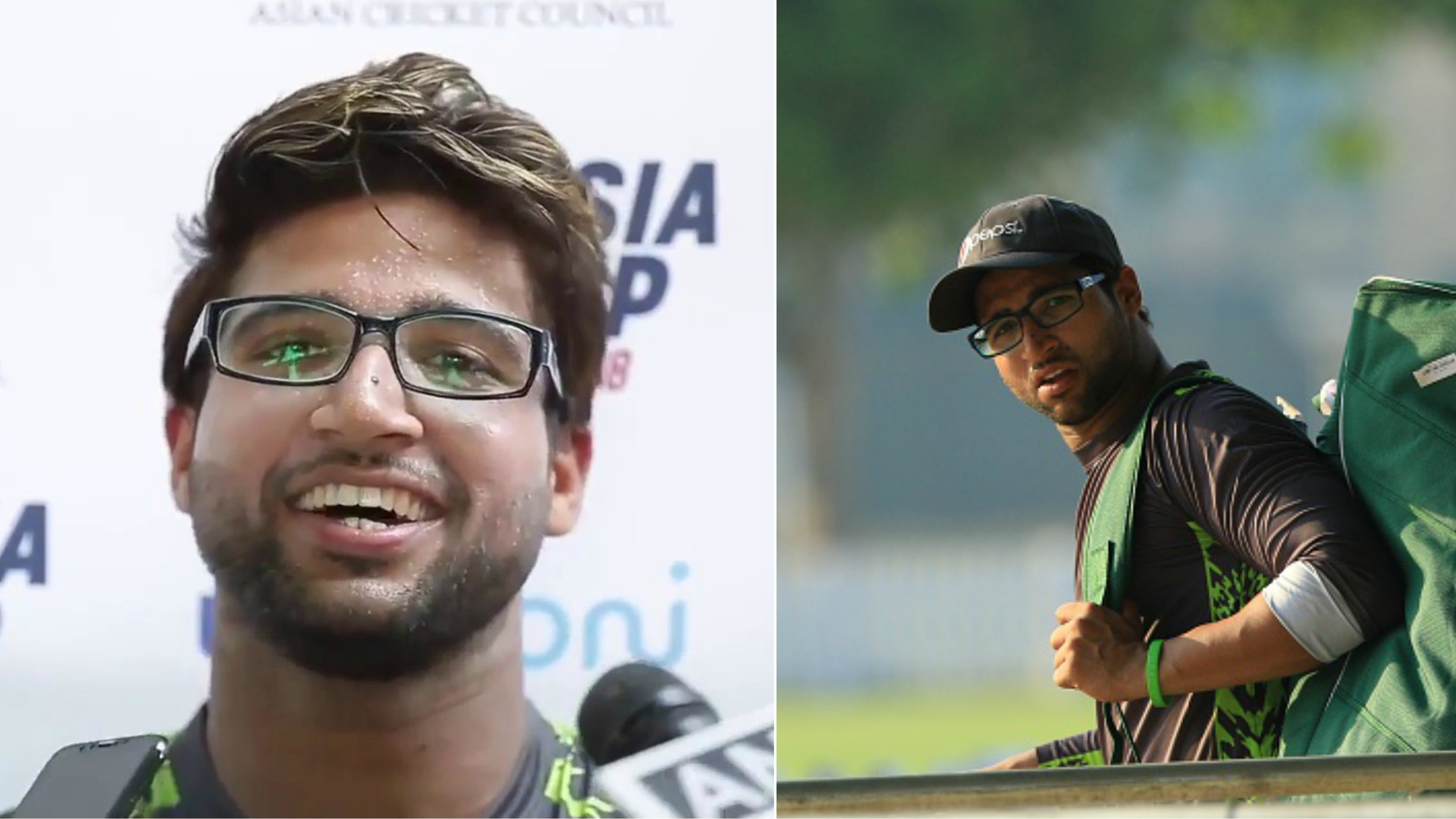 Asia Cup 2018: Imam-ul-Haq came up with a quirky reply to Indian journalist's off-the-wall question