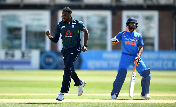 Chris Jordan helped Lions  beat India A by seven-wickets in Derby | Getty Images
