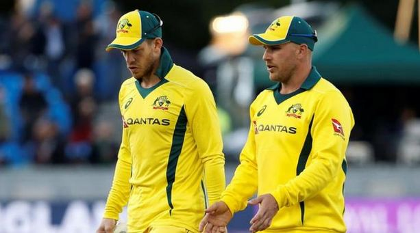 Tim Paine and Aaron Finch paid rich tributes to MS Dhoni