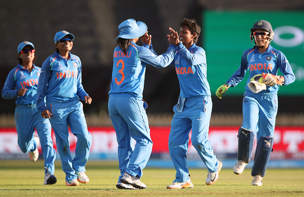 Mithali stressed on playing as a unit during the New Zealand tour | Getty