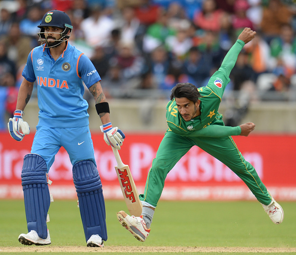 Hassan Ali named Virat Kohli as the best batsman in the world | Getty