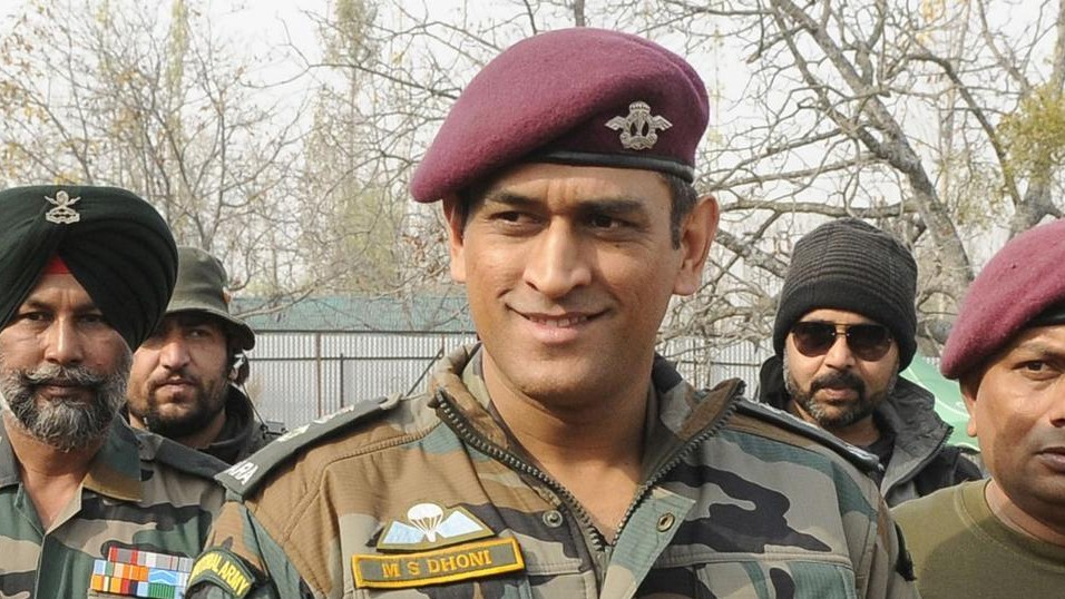 MS Dhoni set to open a cricket academy in Kashmir to train youngsters
