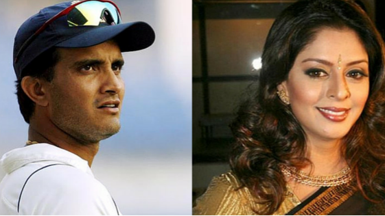 Actress Nagma reveals the reason behind the end of her relationship with Sourav Ganguly