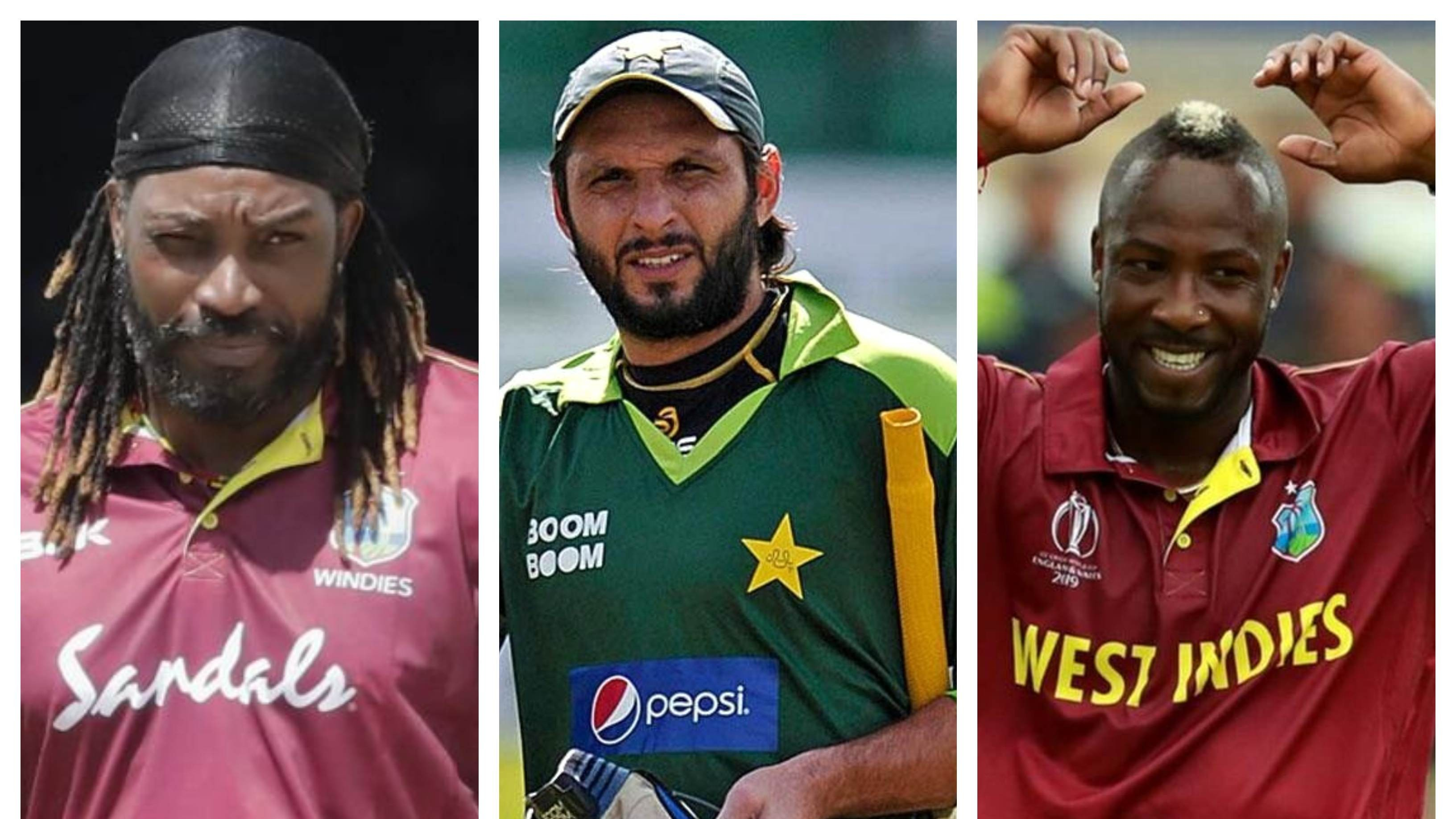 Chris Gayle, Shahid Afridi Andre Russell among big names to participate in Abu Dhabi T10 league