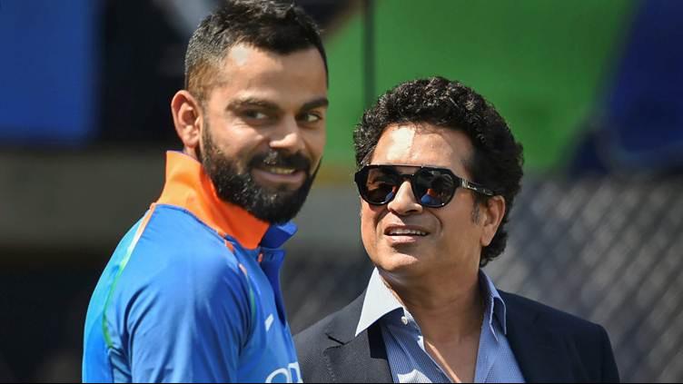 IPL 2019 : सचिन तेंदुलकर ने आईपीएल के दौरान वर्कलोड मैनेजमेंट को लेकर विराट कोहली का किया समर्थन