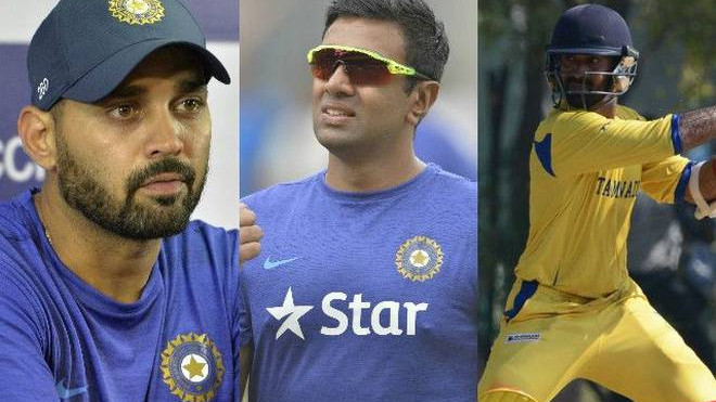 Ranji Trophy 2018: R Ashwin, Murali Vijay, Dinesh Karthik named in Tamil Nadu's squad