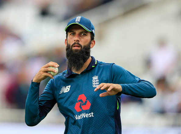 Moeen Ali | Getty