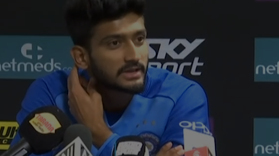 NZ v IND 2019: Khaleel Ahmed reveals the strategy that helped India win in Auckland