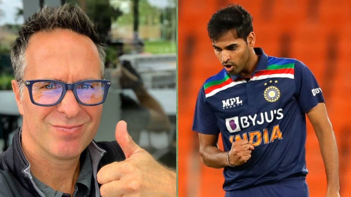 IND v ENG 2021: Bhuvneshwar Kumar is the most skillful white-ball bowler in world- Michael Vaughan