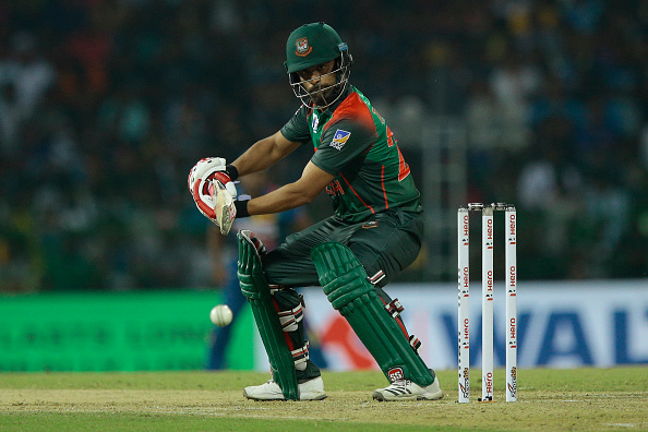 Tamim Iqbal injured his finger| Getty Images