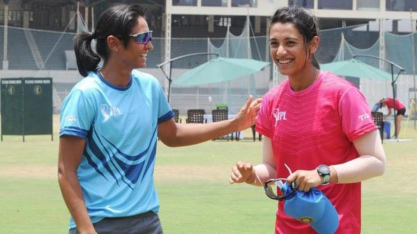 Smriti likes being given the freedom to swing her bat, says Harmanpreet Kaur