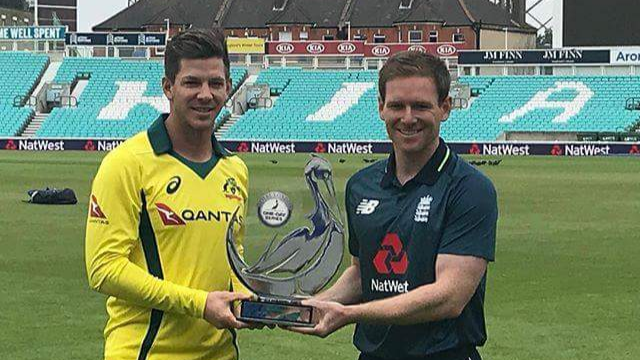 ENG vs AUS 2018 : 1st ODI - Statistical Preview