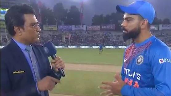 IND v SA 2019: Manjrekar reacts on being credited for motivation by Kohli before Mohali T20I
