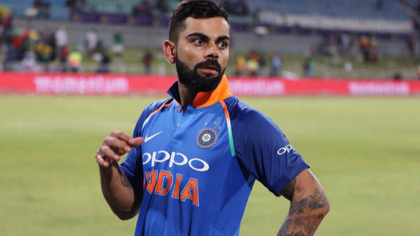 Virat Kohli's name and photo appear in Gorakhpur voting list
