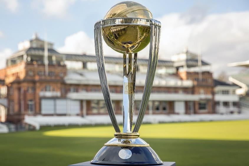 The 2019 ICC Cricket World Cup will be played in England and Wales
