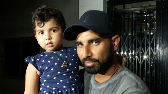 Mohammed Shami celebrates daughter's birthday by donating tricycles to differently abled people
