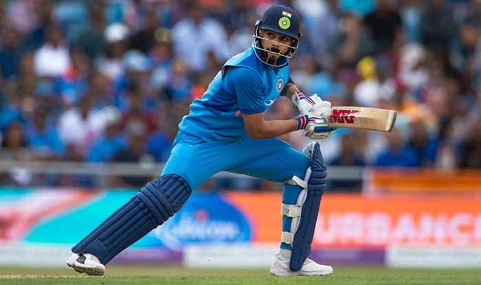 Virat Kohli reached 10,000 runs in ODIs the fastest and has 38 ODI centuries | Getty