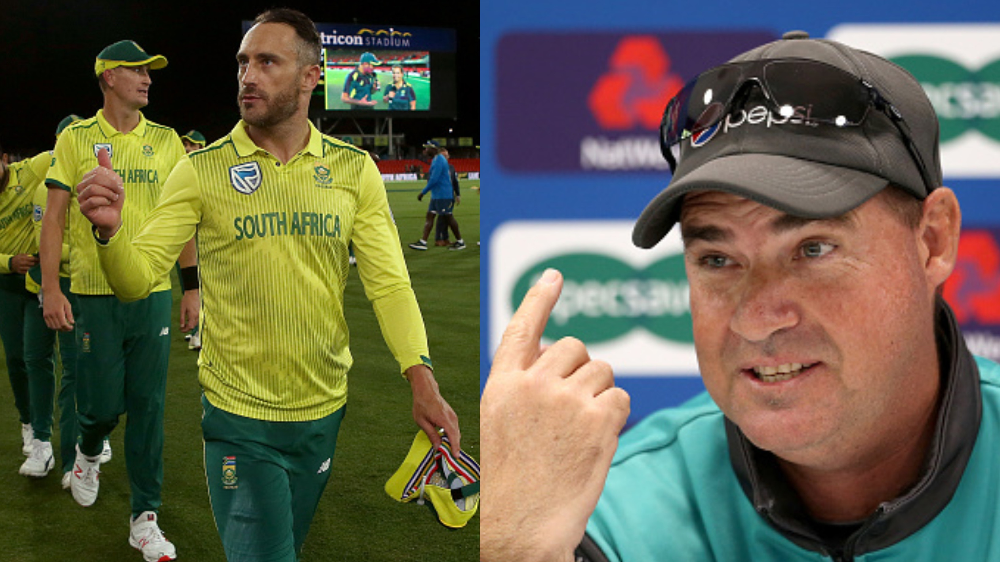 SA v PAK 2018-19: Mickey Arthur backs Pakistan to put South Africa under pressure
