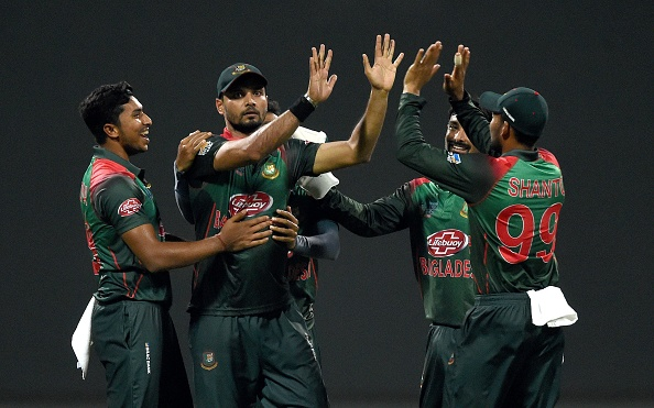 Bangladesh were fantastic with the ball against India | Getty