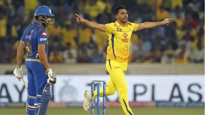 IPL 2020: Deepak Chahar in