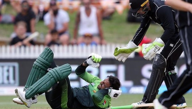 Shoaib Malik | AFP