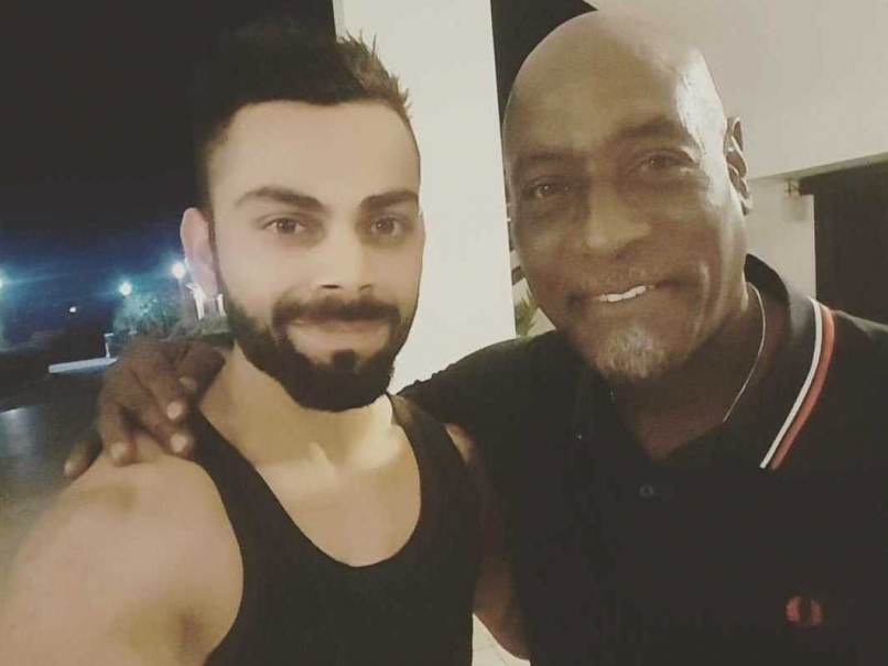 Holding finds an uncanny similarity between Virat Kohli and Sir Viv Richards | Twitter