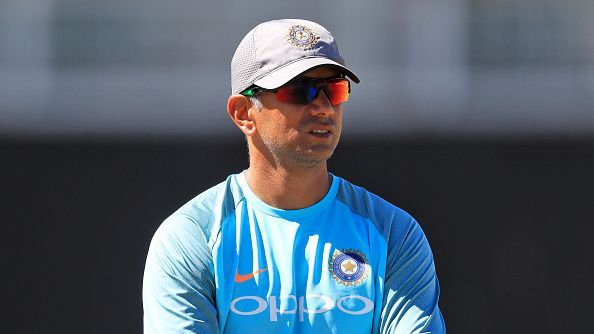 Rahul Dravid satisfied with the development of India's bench strength